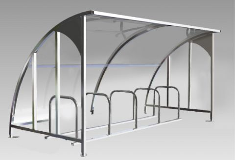 Warland Cycle Shelter