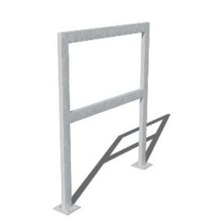 Cycle Stands with central locking bar