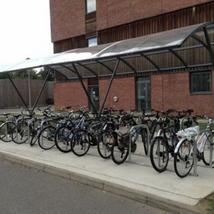 York Ark Cycle Shelter (Cycle Spaces From 20 - 40 )