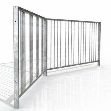 Pedestrian Standard Guardrail