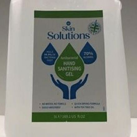 Hand Alcohol Sanitiser (5L)
