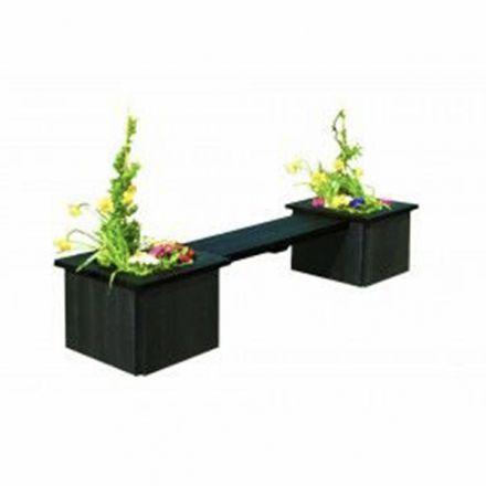Plastic Planter Seat