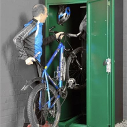 Tall Cycle Locker
