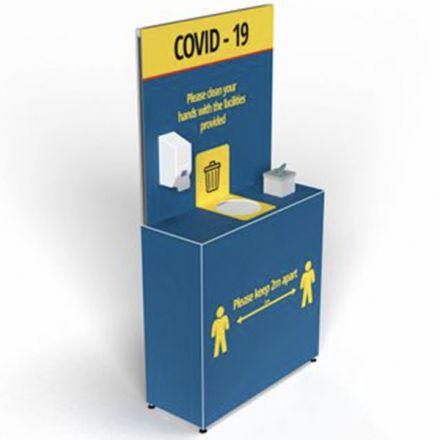 Dispenser stations
