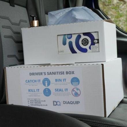 Complete Operator & Driver Welfare Box