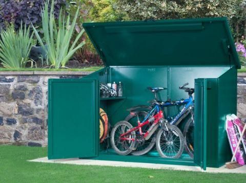 Bike Storage x4