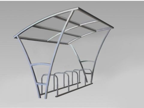 High Side Cycle Shelter