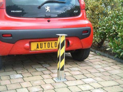 Autolok Heavy Duty Telescopic Post