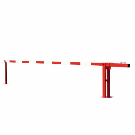 Counterweight Boom Barrier