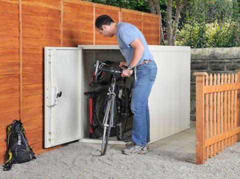 Twin Cycle Locker