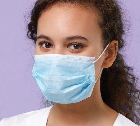 Surgical 3 Ply Mask Type IIR Certified BS EN:14683 - Box 50