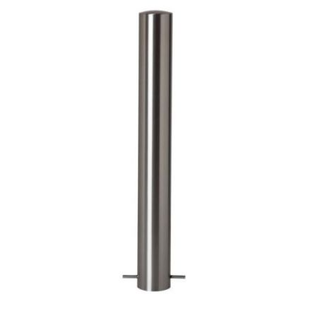 Semi Dome Stainless Steel Bollards