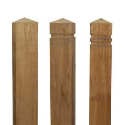 A Wide Range Of Timber Bollards