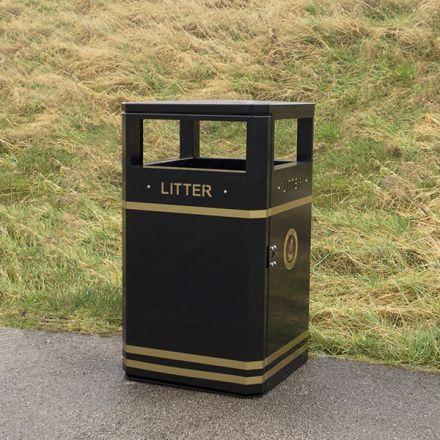Eco Litter Bin 112L